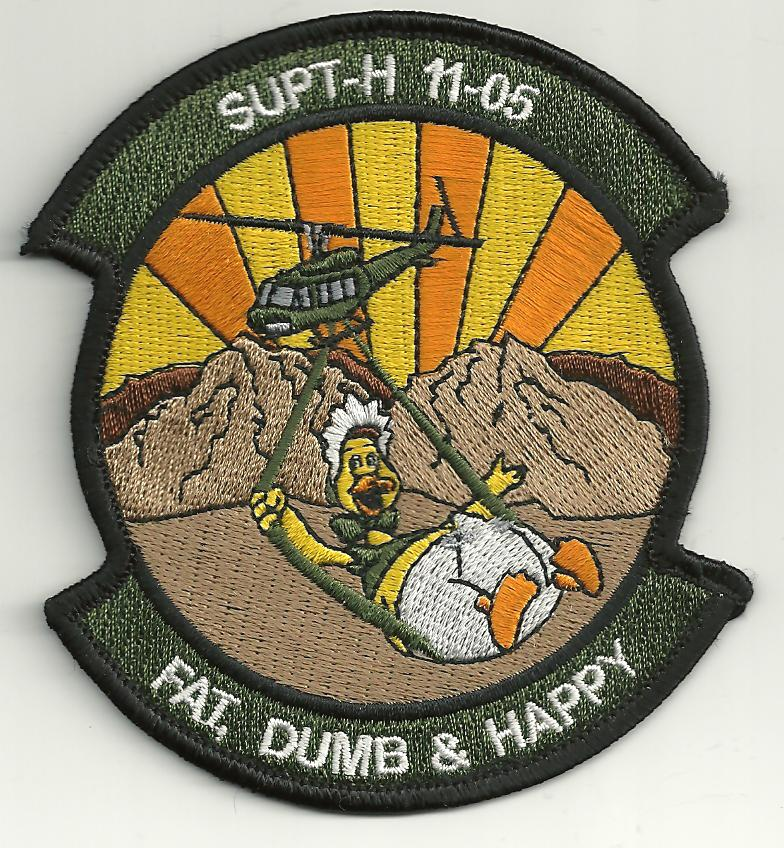 Columbus afb upt patches the horse